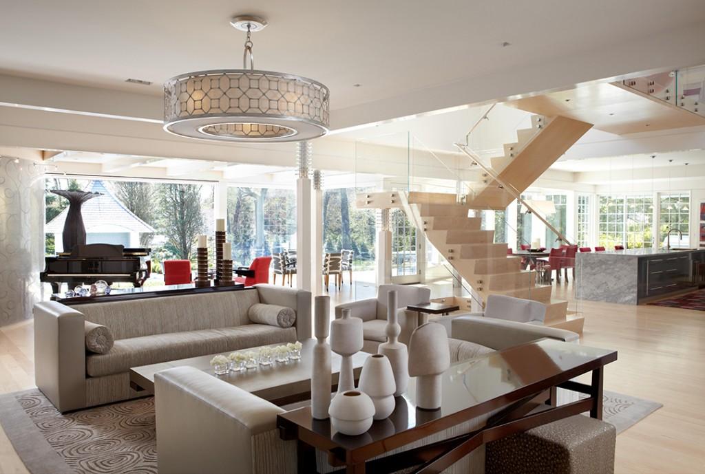 Westport Home Living Area