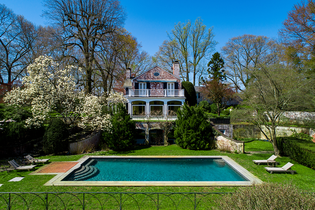 Paul Simon Connecticut Home