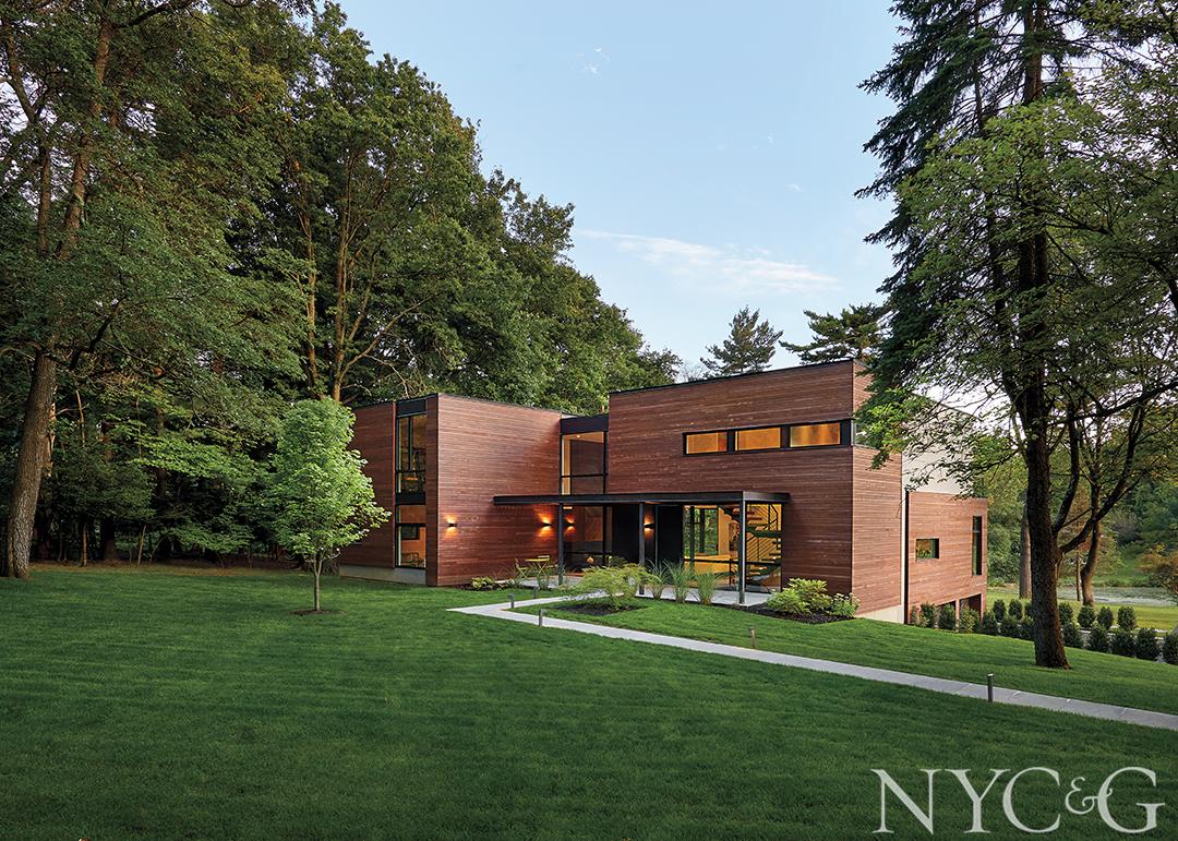Modern House in Westchester