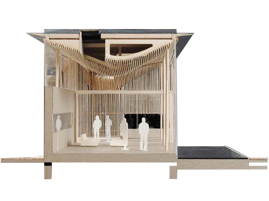 Moore Interior House Design Model