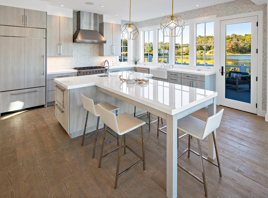 Rowayton Home With Contemporary Farmhouse Style Asks 3 4m Kitchen