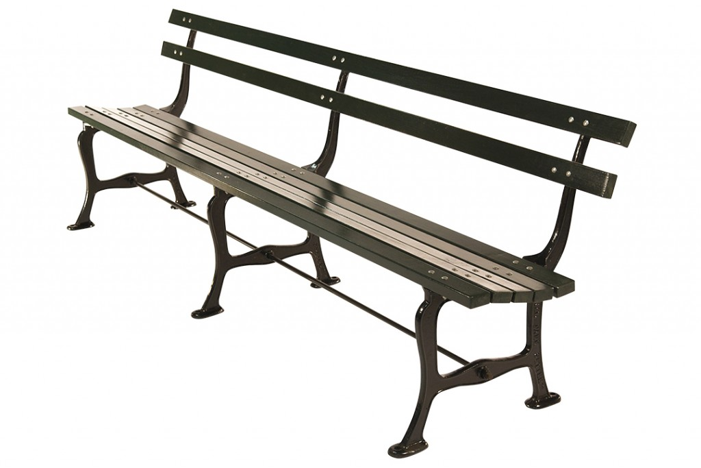 Kenneth Lynch & Sons Central Park Settee