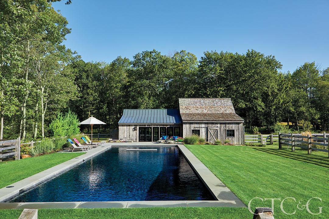 Kent Pool House And Pool