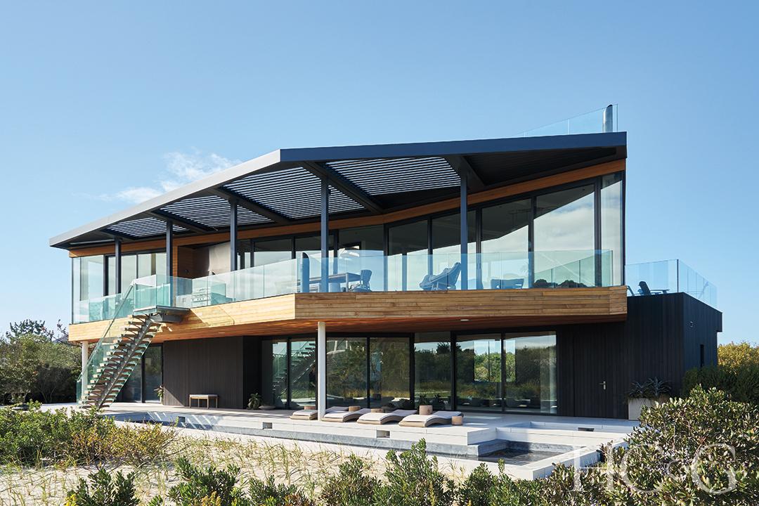 Amagansett Ny Achitecture: Barnes Coy Interior Design: Frampton Co.