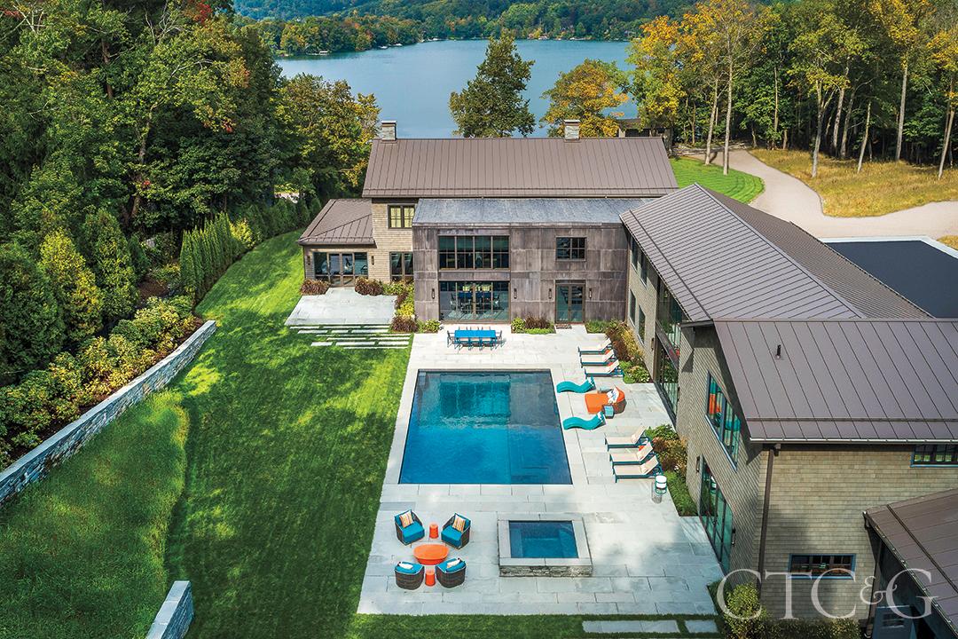 Ct Lake House Pool
