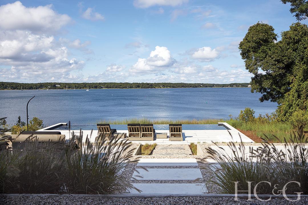 East Hampton Infinity Pool
