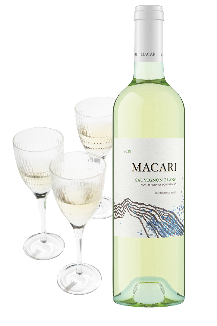Macari Wine Bottle