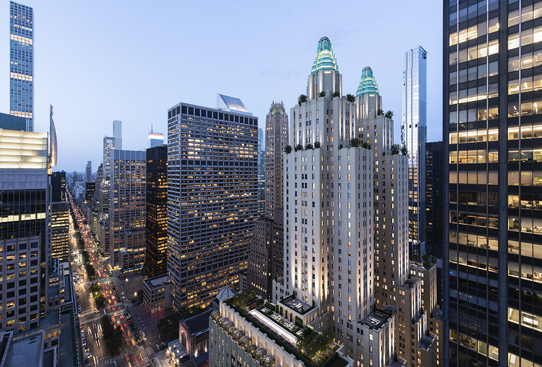 Soms Rising Star Frank Mahan Tells Us All About The Waldorf Astoria Restoration Exterior