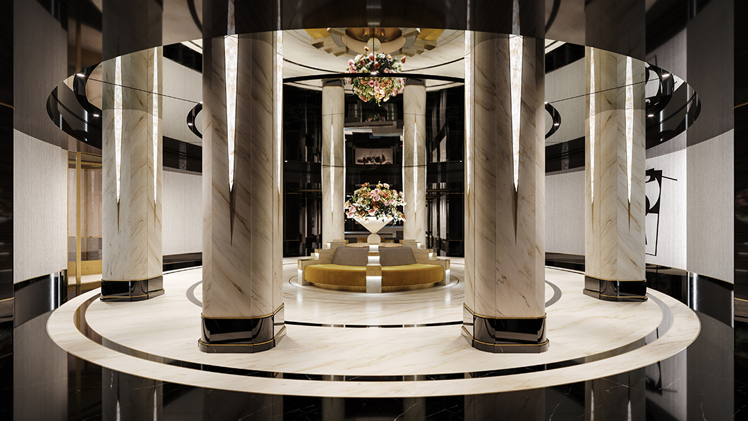 Soms Rising Star Frank Mahan Tells Us All About The Waldorf Astoria Restoration Lobby