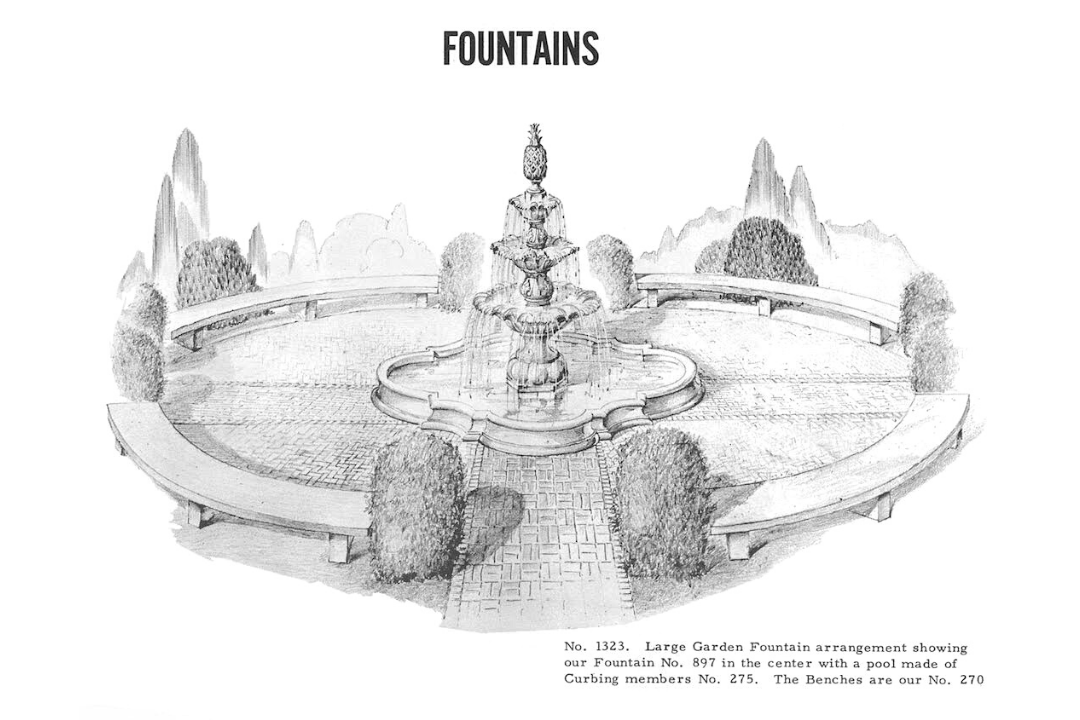 Fountains Scan