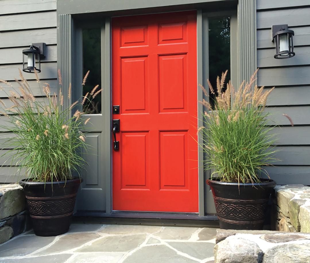 John Willey Red Door