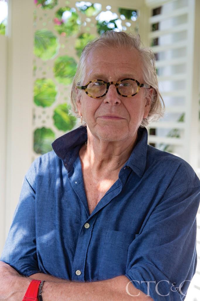 Lars Bolander Portrait