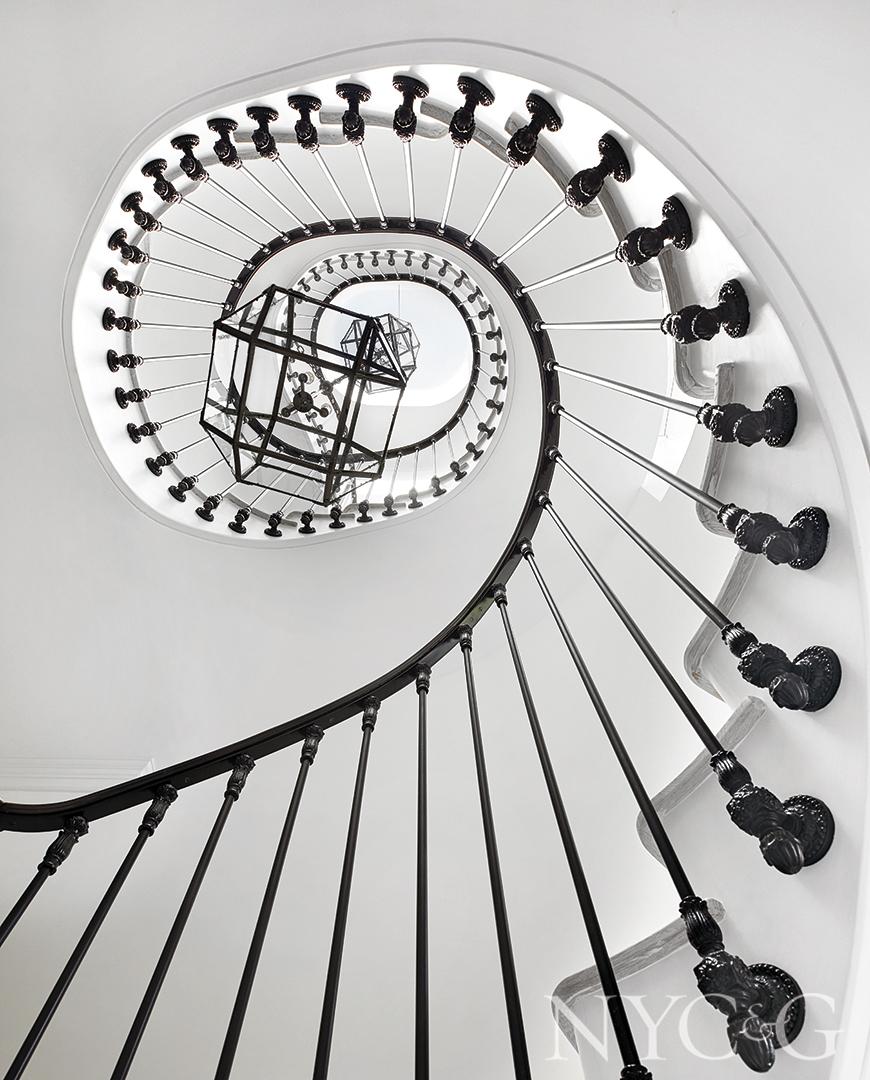 Pietro Cicognani Staircase
