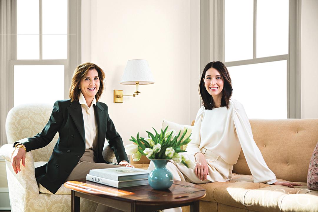 Suzanne And Lauren Mcgrath Of Mcgrath Ii