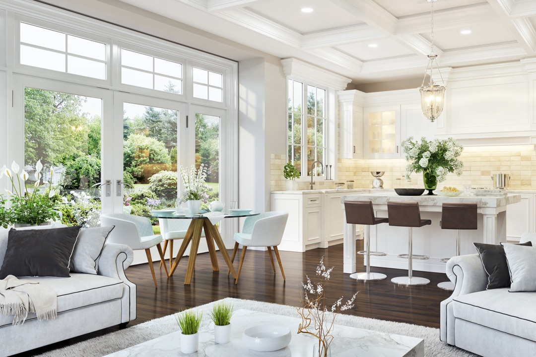 The Most Important Factors When Picking Home Insurance Living Room