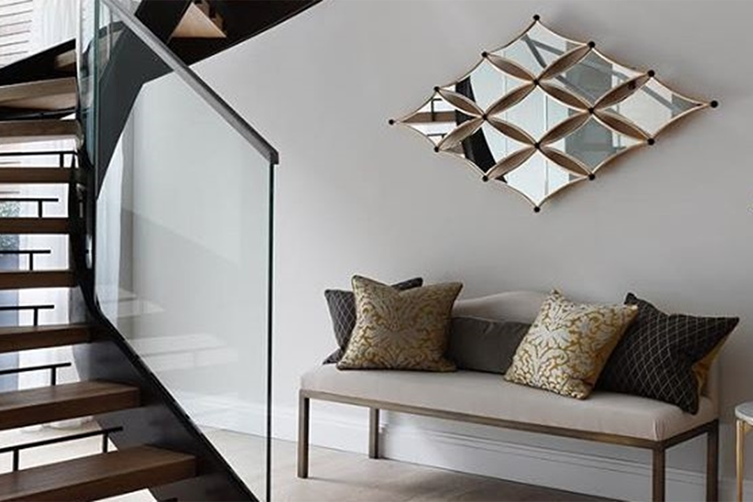 Create Light And Drama In The Home With Mirrors Diamond