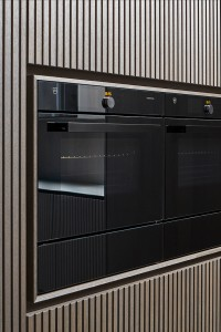 Minimalist Perfection Eggersmann Launches Lausanne Cabinetry Oven