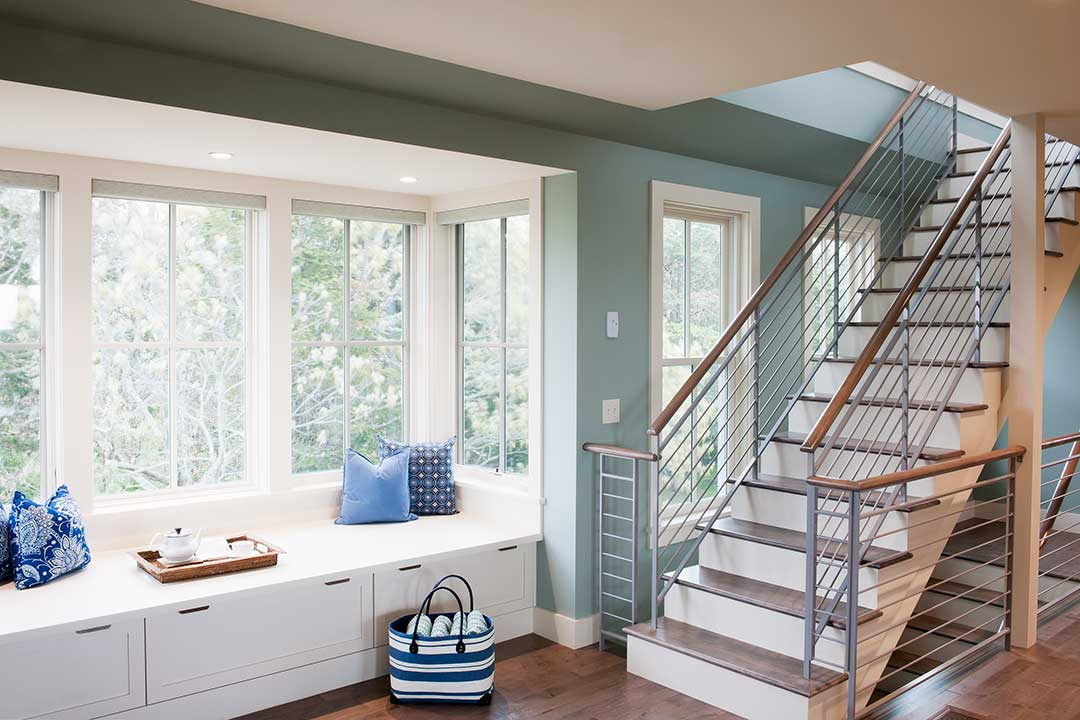 The Incredible Story Of Crown Point Cabinetry Stairs