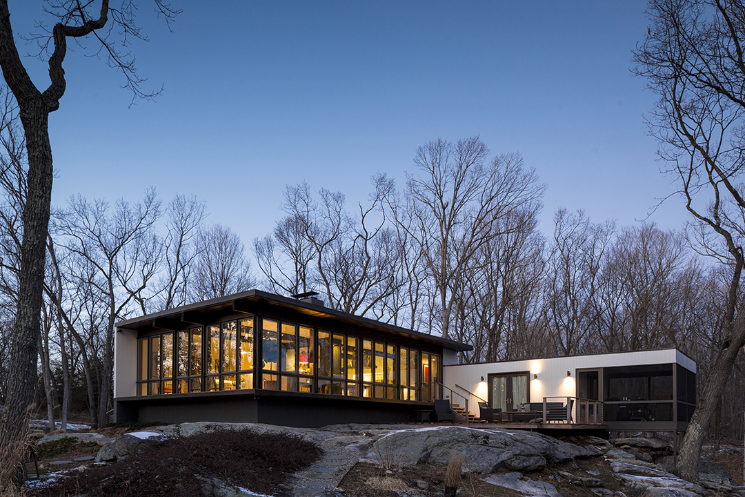 Tour The Versatile Homes Designed By Robert Dean Architects Midcentury