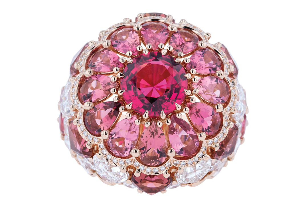 Chopard Pink Ring
