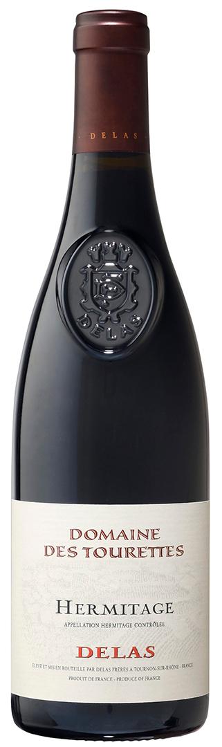 Delas Domaine Des Tourettes Nv Bottle