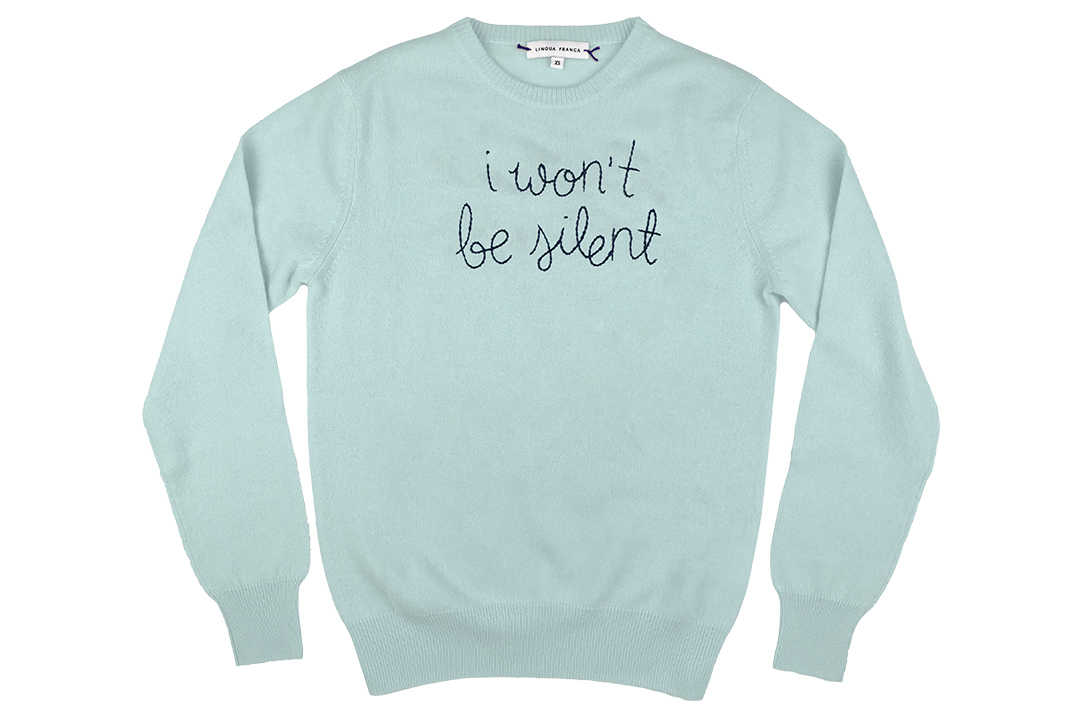 Franca Cashmere Sweater