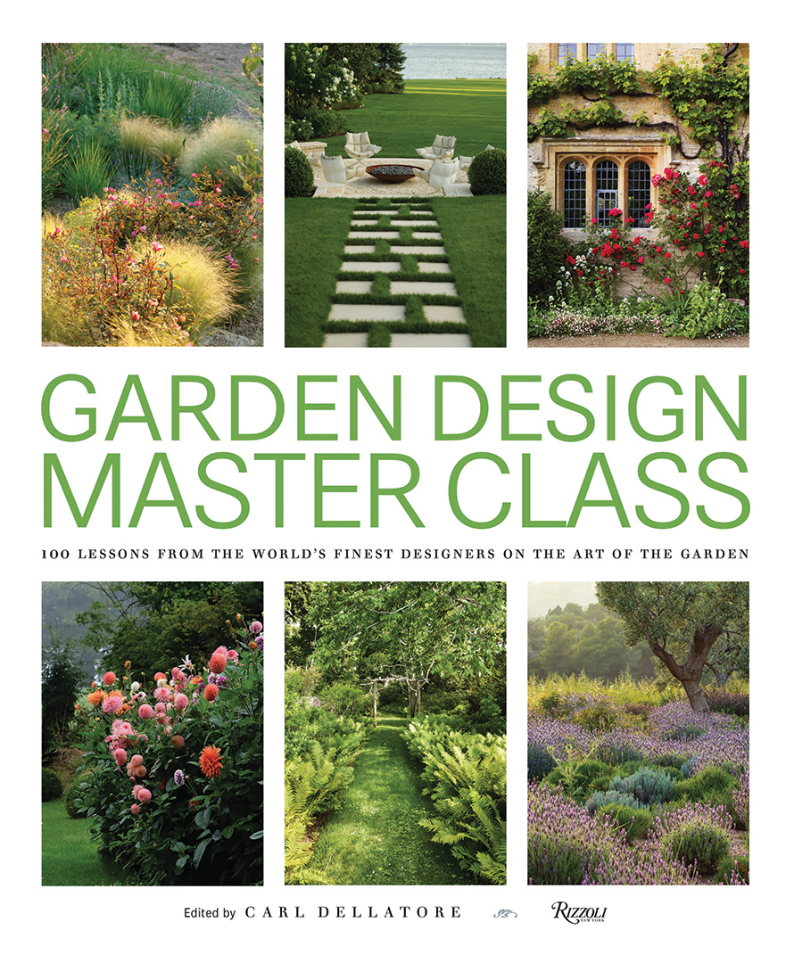 Garden Design Master Class Book