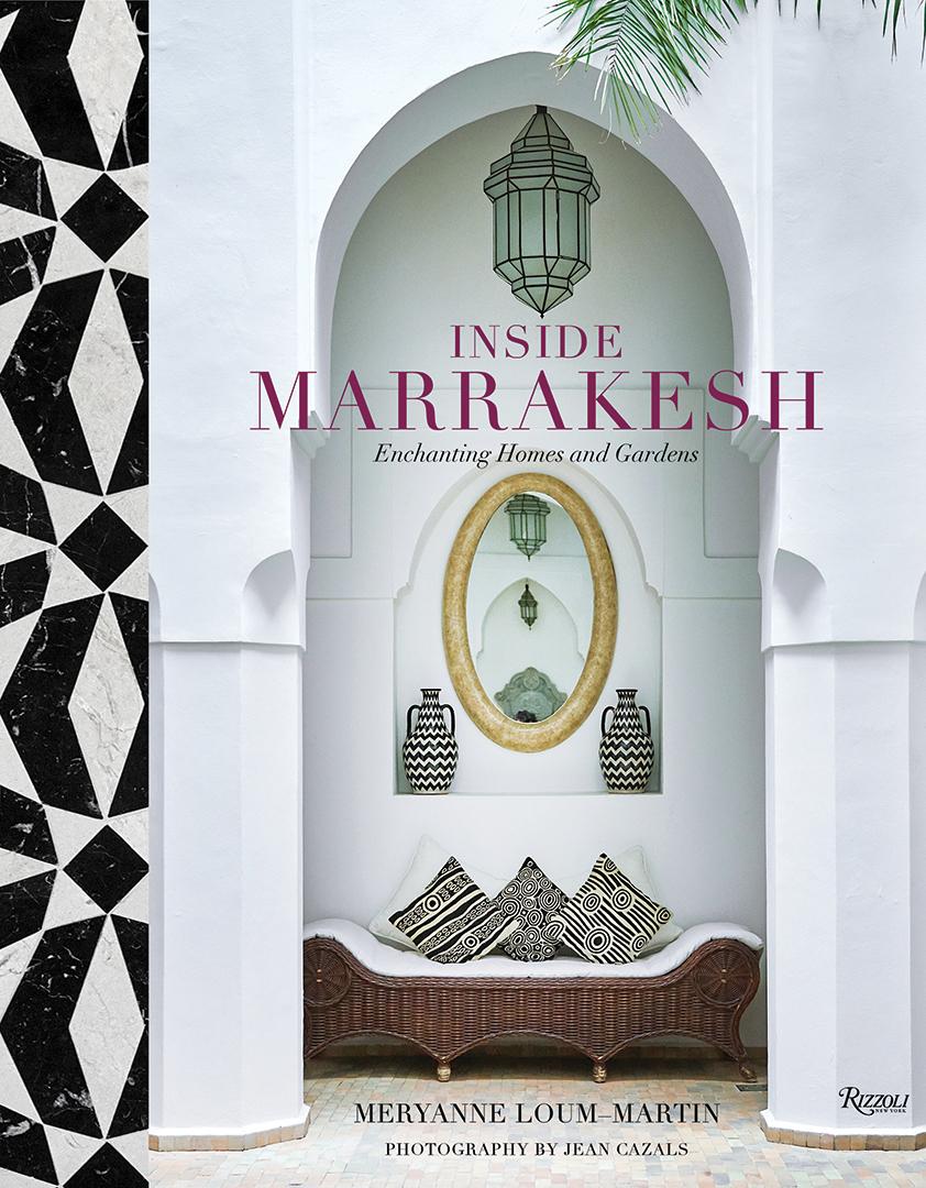 Inside Marrakesh Book