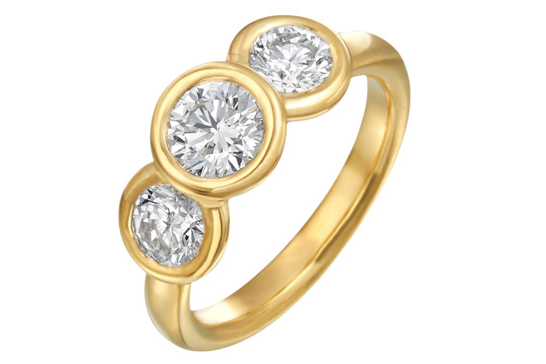 Lux Bond Diamond Ring