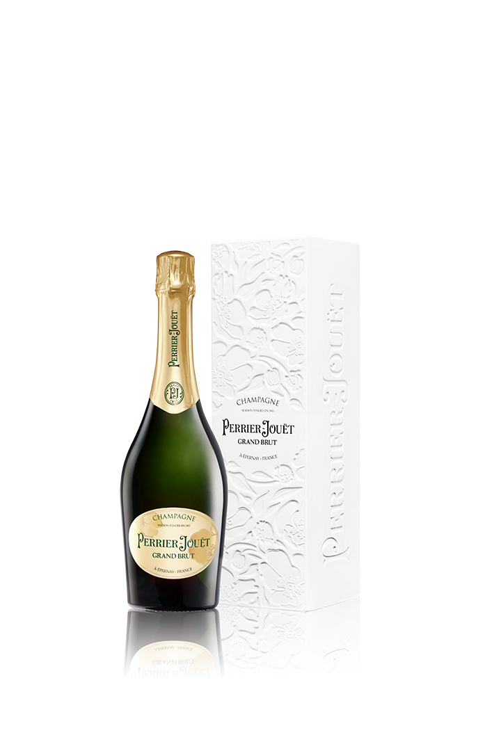 Perrier Jouet Gb Box With Bt Reflect