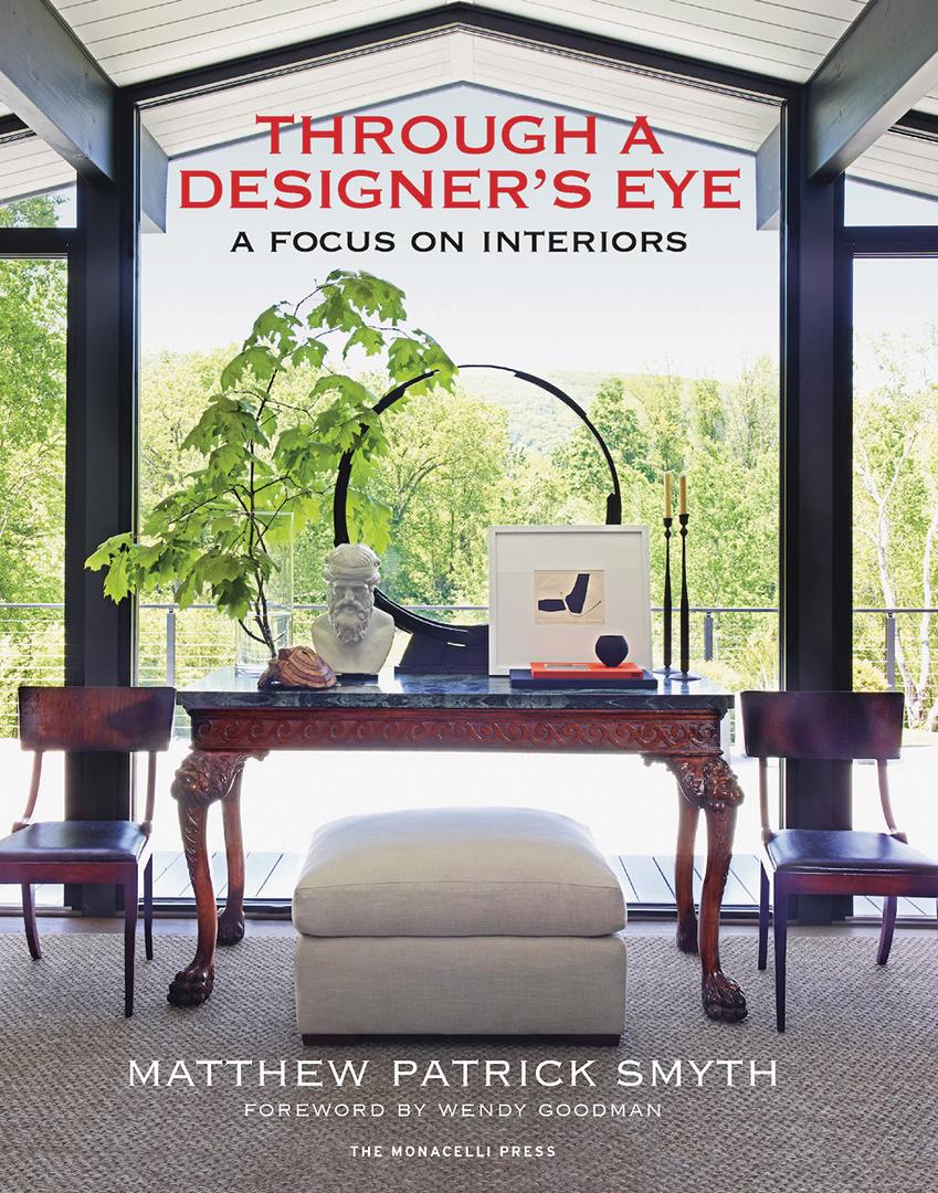 Through A Designer's Eye Book