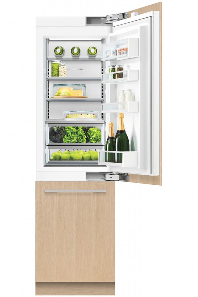 F&p Refrigerator:freezer Unit