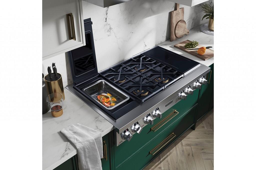 Signature Kitchen Suite Rangetop