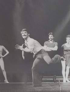 Behind The Broker Don Correia Dancing
