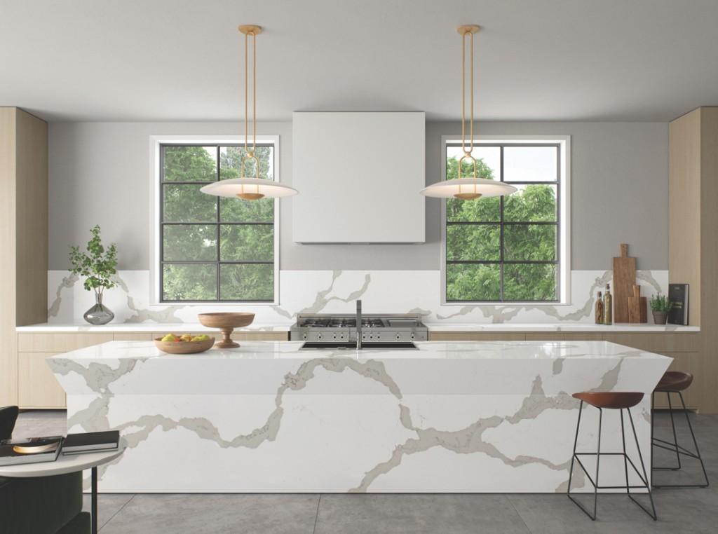 Ceasarstone Kitchen Design