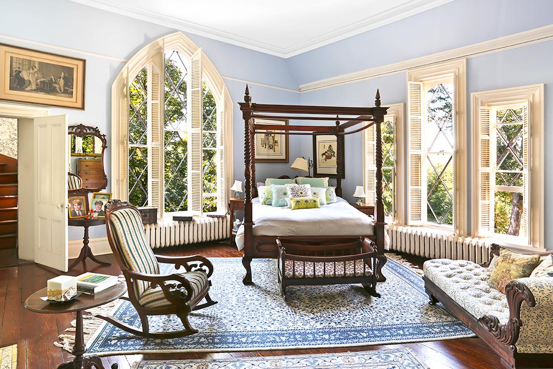 Historic Hurst Pierrepont Estate Lists Garrison Ny Bedroom B
