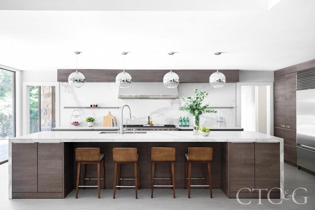 Sleek Kitchen Design