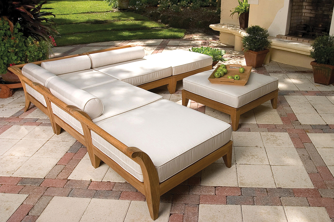 3 Essentials Of Teak Furniture You Need To Know Westminster Teak Dining Oceanview Sectional B