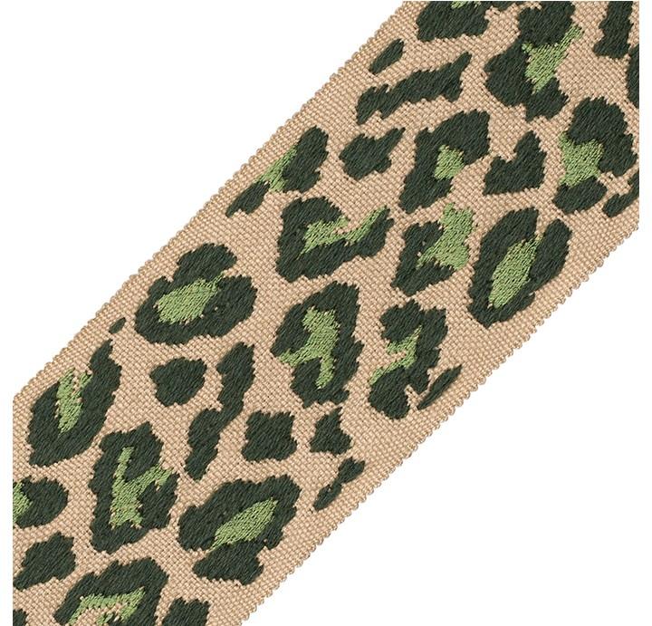 Leopard Pattern Linens
