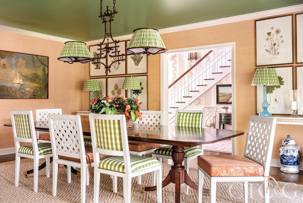 Southern Style Dining Room