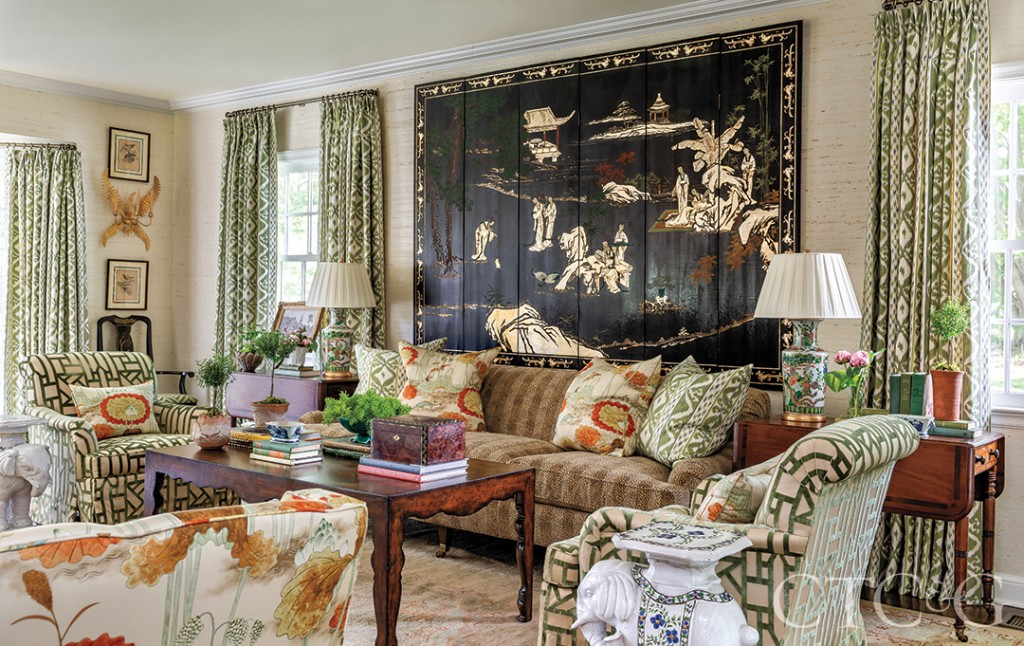Southern Style Living Room