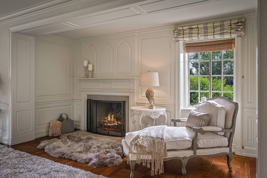 Usc Puts Circa 1934 Presidents Estate On The Market For 24 5m Fireplace