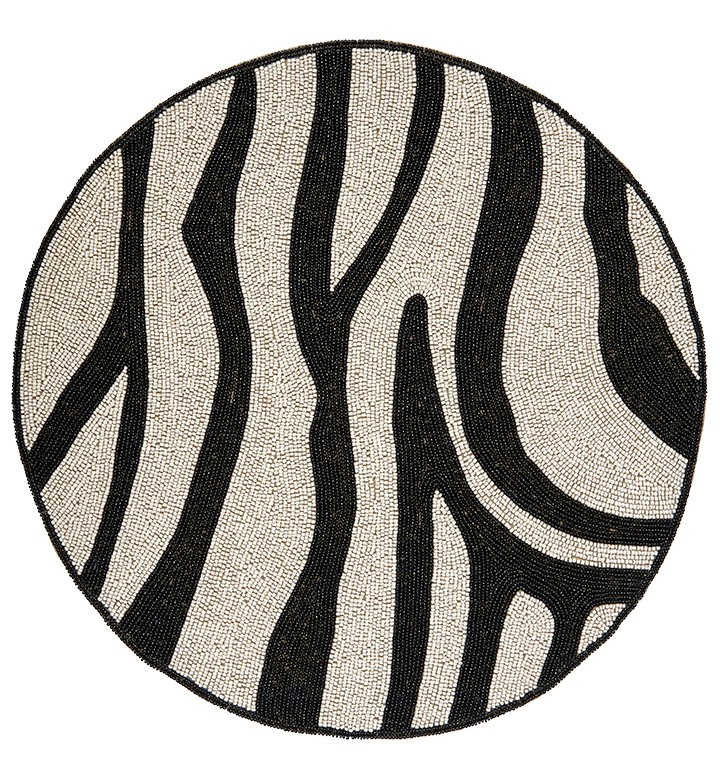 Zebra Table Placemats