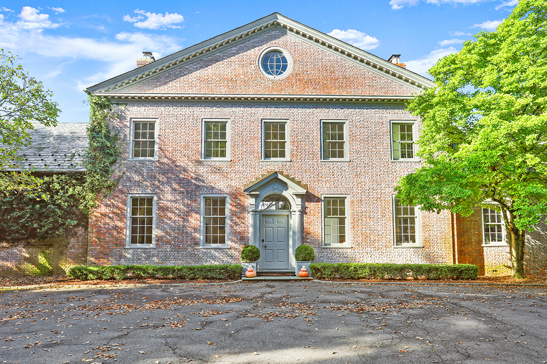 Historic Greenwich Home Designed By Mott Schmidt Seeks 95m Photo
