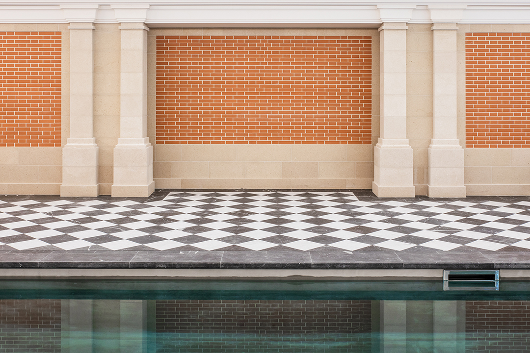 First Hotel On Palace Of Versailles Grounds Will Finally Open This Summer Spa Valmont Piscine Interieure