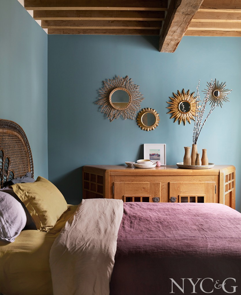 Home Tour Honfleur France Designer Christophe Delcourt E