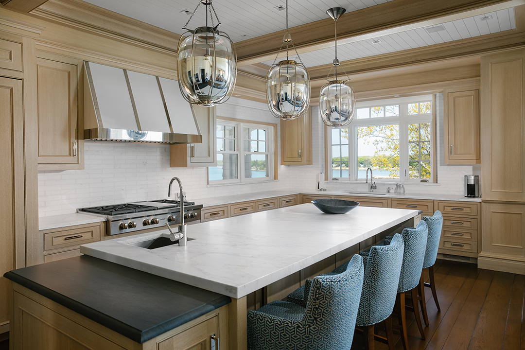 Campresidence Tour A Waterfront Guilford Home That Captures The Coasts Timeless Beauty Kitchen