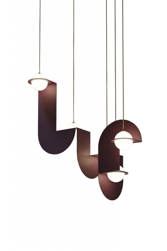 The Laurent Atelier Fixture From Lambert Fils