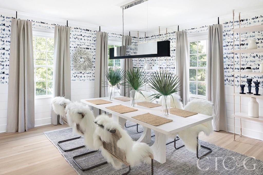 Westport Dining Room Home Decor