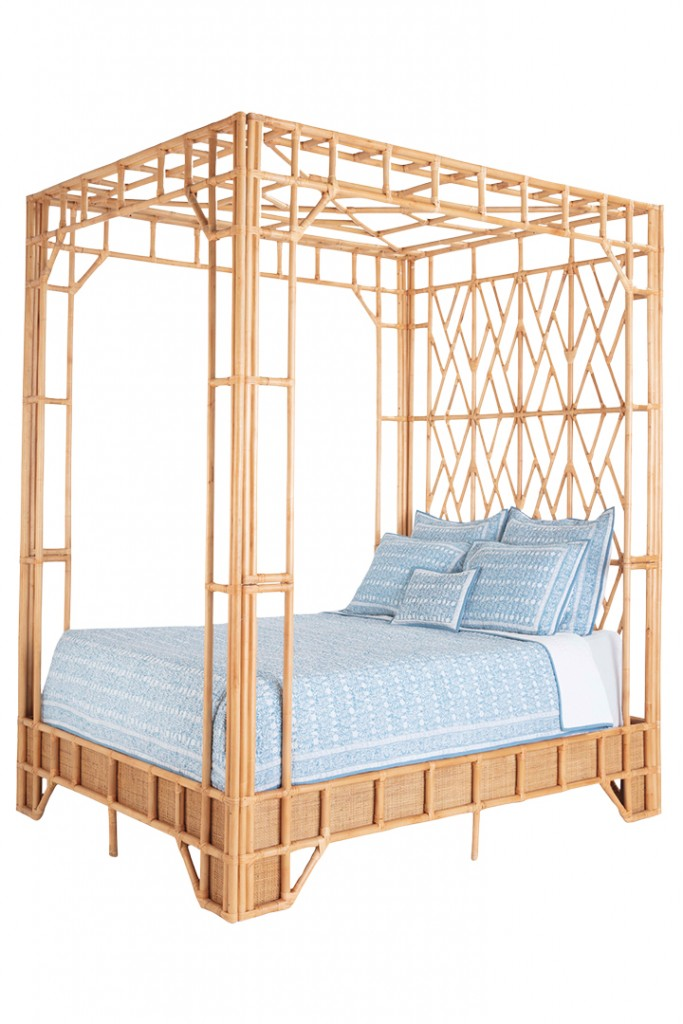 15 Best Furnishings For A Simple And Natural Design Canopy Bed